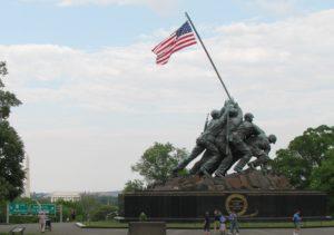 Respect for US Memorials