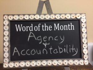Agency & Accountability